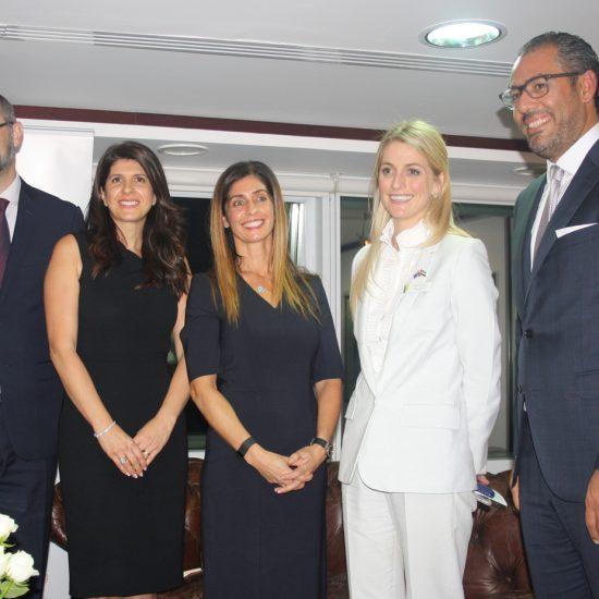 Australian Business Group & REACH  Mentoring in Abu Dhabi
